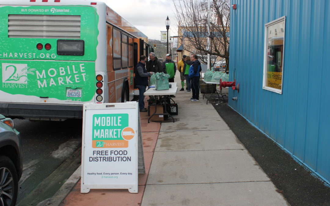 Hunger Challenges Have Worsened in Eastern Washington